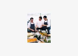 Jamie konyhája: változásmenedzsment I.