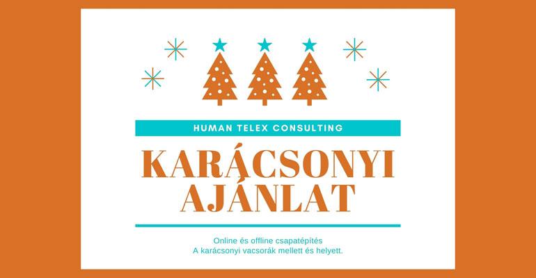 Csapatépítő megoldások karácsonyi / év végi céges rendezvényekre